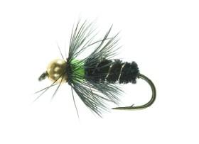 Bead Head Black Devil Black TMC 3761 # 10