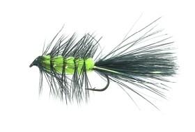 Flash a' Bugger Fluo Lime Daiichi 2220 # 8