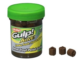 G.Alive Trout Pellets Garlic Natural