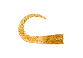 Bild på Glide Tail Junior Spare Tail C2 Gold Glitter 3-pack