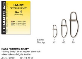 Darts HAKE STRONG SNAP