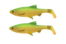 SG 3D LB River Roach Paddletail 18cm 70g 2pcs
