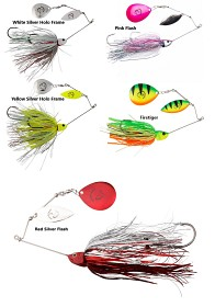 Bild på SG Da'Bush Spinnerbait 42g #4