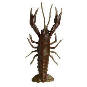 SG LB 3D Crayfish 8cm 4g F 4pcs Magic Brown