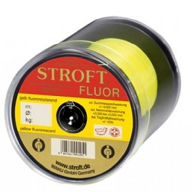 Stroft Fluor 200m 0,35mm Nylonlina