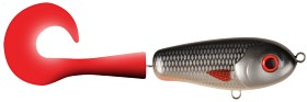 Wolf Tail, shallow, 90gr, 23cm, Whitefish - Pink