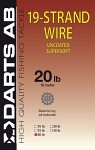 Darts 19-Strand Wire