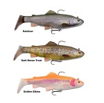 SG 4D Trout Rattle Shad 20.5cm 120g MS