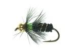 Bead Head Black Devil Black TMC 3761 # 10