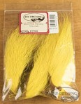 Bucktail piece - Yellow