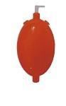 Buldo Glid.45mm röd