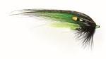 Classic Series - black green helmet 8 cm