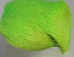 Deer Belly Hair - fluo chartreuse