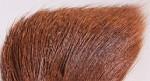 Deer Body Hair - dark brown