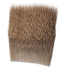 Deer Body Hair - natural brown