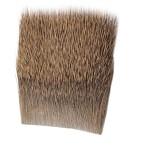 Deer Body Hair - natural brown