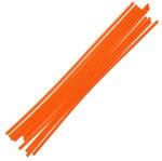 FD Tubslang 3mm - Fl.Orange
