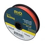 RIO Backing 20lb 91m Orange