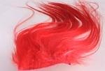 Gethår - röd