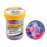 Glitter Trout Bait 50g Red White Blue