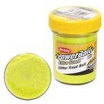 Glitter Trout Bait 50g Sunshine Yellow