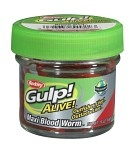 Gulp Alive Bloodworms Large