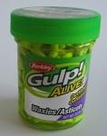 Gulp Alive Maggots Chartreuse