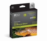 InTouch RIO FW Outbound Short Moss/Ivory Int.