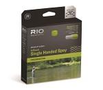 RIO InTouch Single Hand Spey Peach/Camo Flyt.
