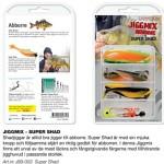 JiggMix-Abborre Super Shad