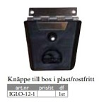 Knäppe Stainless steel Iglo