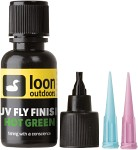 Loon UV Fly Finish - Hot Green