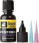 Loon UV Fly Finish - Hot Purple