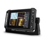 Lowrance Elite FS 7 med Active Imaging 3-in-1 givare