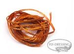 Mini Flat Fly Braid #271 Orange