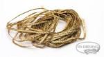 Mini Flat Fly Braid #3 Antique Gold