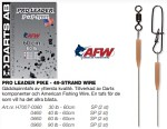 Darts Pro Leader Pike - 49-Strand Wire
