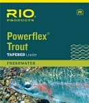 RIO Powerflex TroutLeader 9ft Nylon