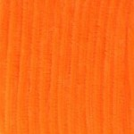 Round Chenille 2mm - Fluo Orange