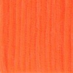 Round Chenille 2mm - Fluo Red
