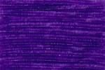 Round Chenille 2mm - Purple