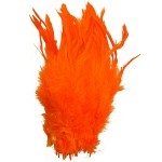Schlappen Medium - Fl. Fire Orange