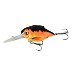SG 3D Crucian Crank64 6.4cm 23g SF DR 04-Black & Orange