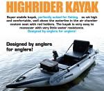 Savage Gear High Rider Kayak 330