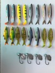 SG Perch Crazy Blade Shadpack L