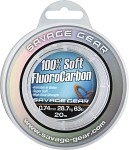 SG Soft Fluoro Carbon 0.26mm 50m 4.7kg 10.3lb