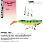 SOFT BAIT SPIKE 25mm