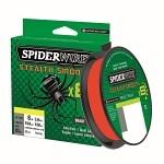 Spiderwire Stealth Smooth 8 150m Röd Flätlina