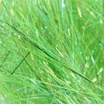 Sss Glitz dubbing - hot greenlander green