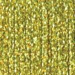 Sss Holo braid - hot magma yellow